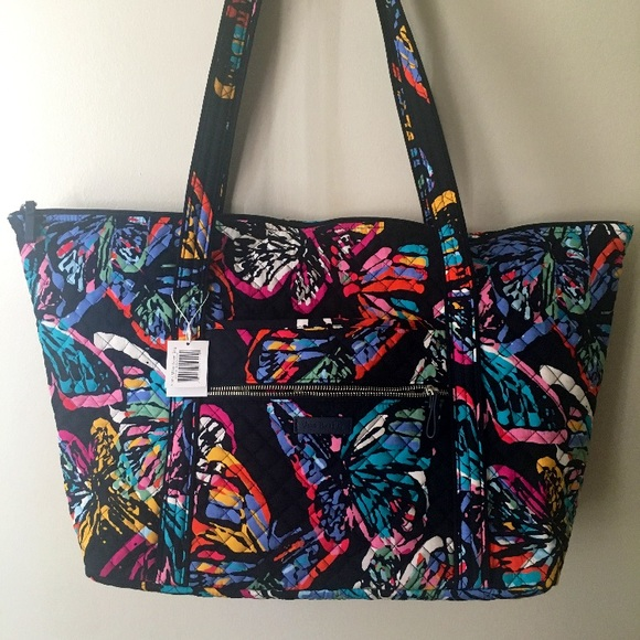 61389f3f77 Iconic Miller Travel Bag Tote Butterfly Flutter 🦋